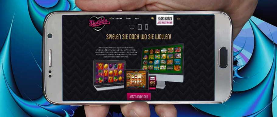 Spielen in Online-Casinos