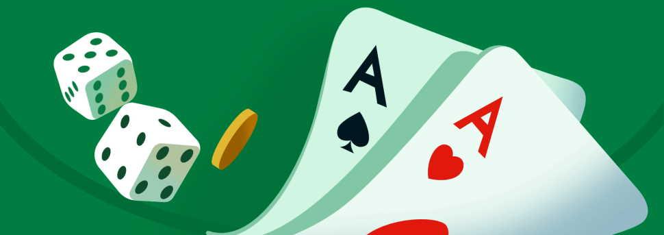 Glücksspielen